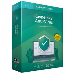 Licencia Kaspersky Anti-Virus Básica 1 Disp 1 Año
