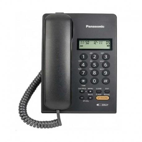 Teléfono Panasonic KX-T7705B Análogo Altavoz Negro