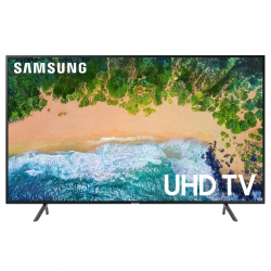 Pantalla Samsung UHD Flat 55' LED Smart TV 4K