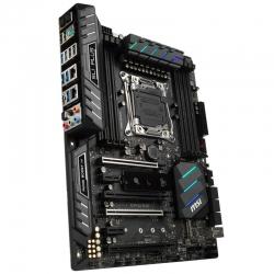 Tarjeta Madre MSI X299 SLI PLUS LGA2066 Int-X DDR4