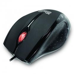 Mouse Klip Xtreme KMO-104 Ergonómico USB 800dpi