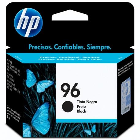 Cartucho de Tinta HP C8767WL Negro Original 21ml