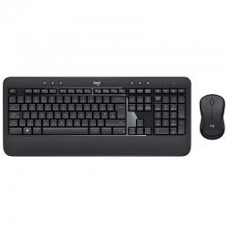 Combo de Teclado Mouse Logitech MK540 Inalámbrico