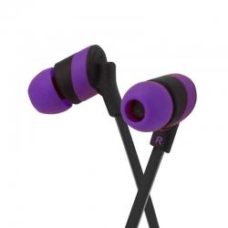 Audífonos Klip Xtreme KHS-625PR 3.5mm Purpura