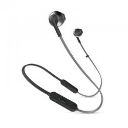 Audífonos JBL Tune 205BT Bluetooth Negros 6 Horas