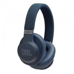 Audífonos JBL Live 650BT Bluetooth Azul 20 Horas