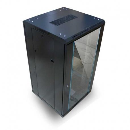 Gabinete de Pared TekLink 18U Compacto 60x60x90cm