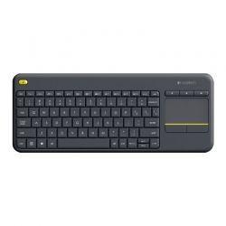 Teclado y MousePad Logitech Inalámbrico K400 Plus