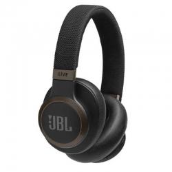 Audífono Inalámbrico JBL Live Bluetooth Negro