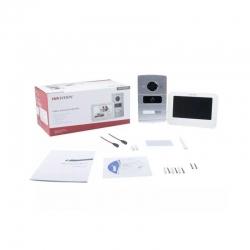 Sistema Intercomunicación Hikvision Monitor LCD-1