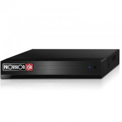 DVR Hibrido Provision-ISR 32CH Analogico + 8CH IP