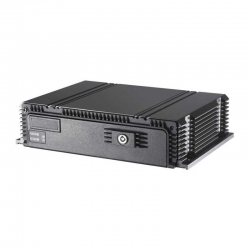 DVR Hikvision 4CH Capacidad De 2 SD Card De 128G
