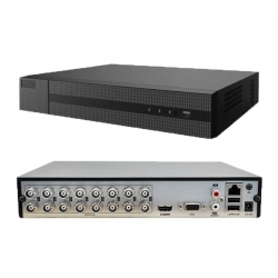 DVR Hikvision 16 CH Analogicos 1HDD Hasta 10TB