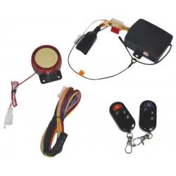 ALARMAS De Moto LION 12V, Ajuste de sensibilidad