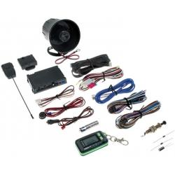 ALARMAS EAGLE EYE Z LCD Vehiculo Sensor De Golpes