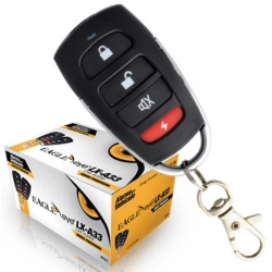 Alarma EAGLE EYE Lxa33 Para Carro, Serie Premium