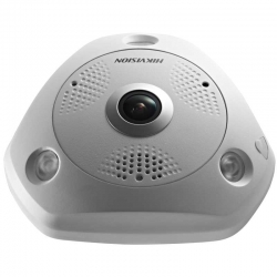 Cámara IP Hikvision 12 MP Color(Dia y Noche) Audio