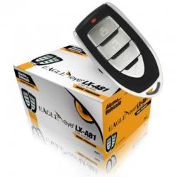 Alarma EAGLE EYE LX-A81 Para Carro (Serie Premium)