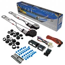 Kit Eagle B003 Motores Alzavidrios 2 y 4 Puertas