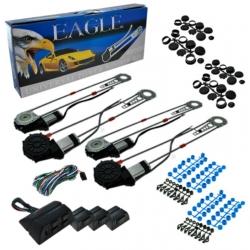 Kit EAGLE B041 4 Puertas Para Conversion Vidrios