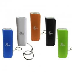 Cargador Xtech Bateria Portatil Litio De 2600mAh