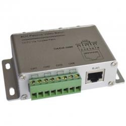 Video Balun ESS C096 Multicanal 4-x-BNC a 1-x-RJ45