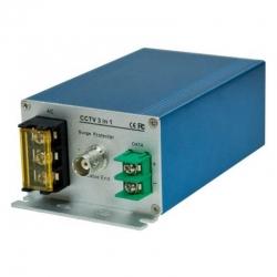 Protector ESS De Picos 3 En 1 Video-Datos-Voltaje