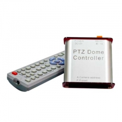 Control Remoto Clear Vision Receptor IR Domo PTZ