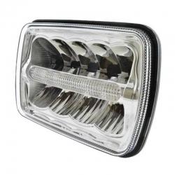 Lampara LED ESS De Trabajo 5X7' 30000h Vida Útil
