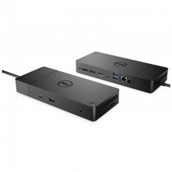 Docking Station Dell WD19 USB TipoC GigE 130vatios