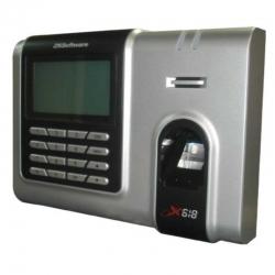 Lectora ESS X618 Huella Digital Pin Display LCD