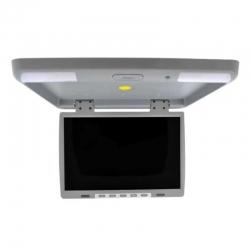Monitor ESS 15' Para Techo Automovil Gris 1280x800