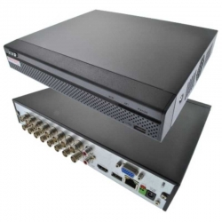 XVR CLEAR VISION C4116-720 16 Ch Sop 1 HDD Max 8TB