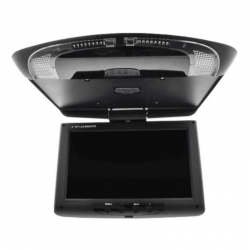 Monitor ESS 9' Para Techo Automovil Negro 800x480