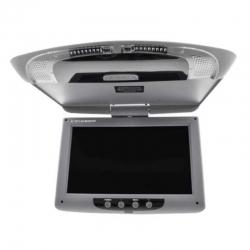 Monitor ESS 9' Para Techo Automovil Gris 800x480