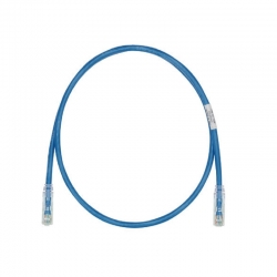 Patch Cord Panduit UTPSP3BUY 3Ft Cat6 Rj45 Azul