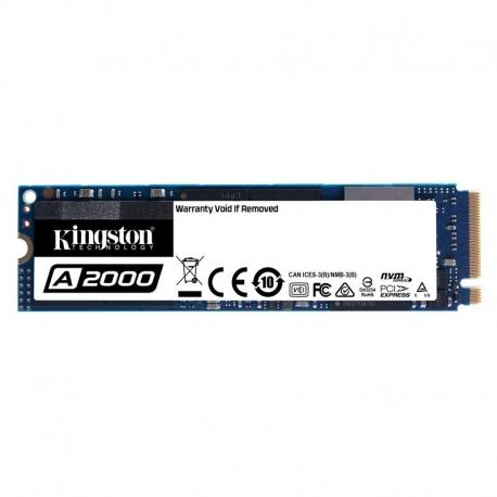 Disco Sólido Kingston A1000 1Tb M.2 2280 Pcie Nvme
