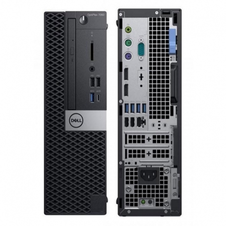 Desktop Dell Optiplex Sff 7060 I5 8Gb 1Tb W10