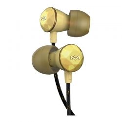 Audífonos House of Marley Nesta In-ear 9.2mm Gold
