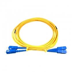 Cable FO Furukawa SM SC-APC/SC-UPC 1.5M Amarillo