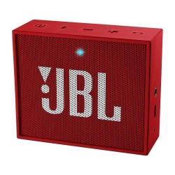 Parlante JBL GO Bluetooth Inalámbrico Red