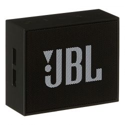 Parlante JBL GO Bluetooth Inalámbrico Black