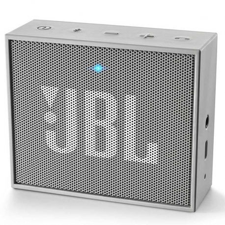 Parlante JBL GO Bluetooth Inalámbrico Grey