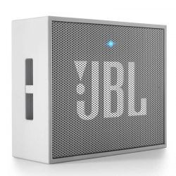 Parlante JBL GO Bluetooth Inalámbrico Grey
