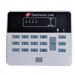 Teclado ELECTRONIC LINE PentaXL Teclas Emergencia