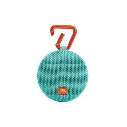 Parlante JBL Clip 2 Portable Bluetooth Teal