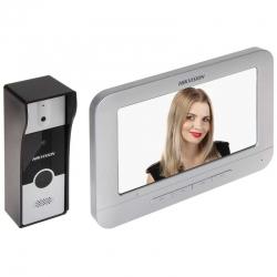 Intercomunicador Hikvision DS-KIS202 7' 720p