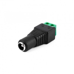 Conector Eléctrico iflux ACFT DC Hembra Tornillo