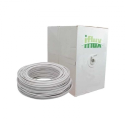 Carrucha de Cable UTP iflux CA-SECGRADE Cat5E 305m