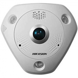 Cámara IP Hikvision DS-2CD6332FWD-IVS 3MP 360